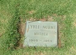 Lyyli Nurmi