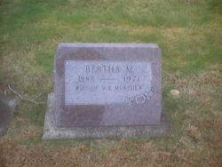 Bertha M. Morphew