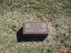 Judith Kay Allison