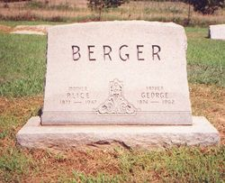 Alice <i>Hawkins</i> Berger