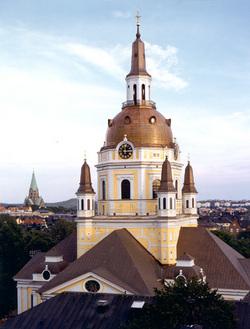 Katarina kyrkog�rd