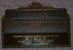 Hyman Cogan