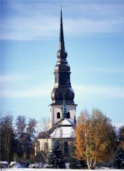 Stora Tuna Kyrkog�rd