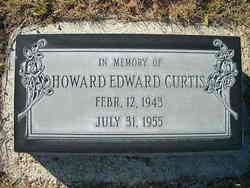 Howard Edward Curtis