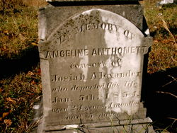 Angeline Anthonett Alexander