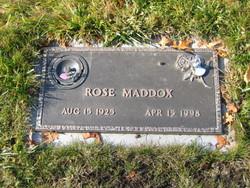 Roselea Arbana Maddox