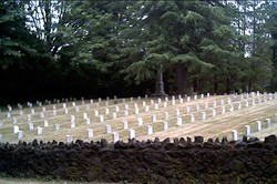 Washington Veterans Home Cemetery