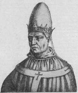 Pope Gregory, V