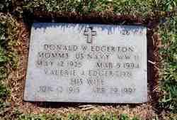 Donald W Edgerton