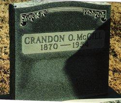 Crandon O. McGill