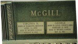 Virginia H. McGill