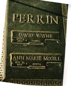 Anna Marie <i>McGill</i> Perrin