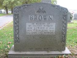 Edward J Brown