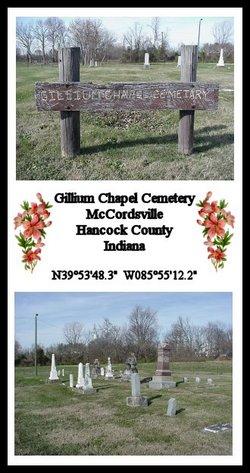 Gillium Chapel Cemetery