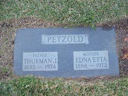 Edna Etta Petzold