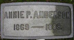 Annie P. Anderson
