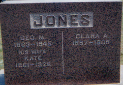 Clara A. Jones