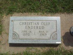 Christian Oluf Enderud