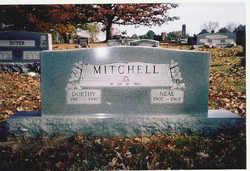 Dorothy Ellen <i>Jackson</i> Mitchell