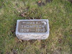 Irma E. Thompson