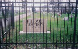 Hilldale Cemetery