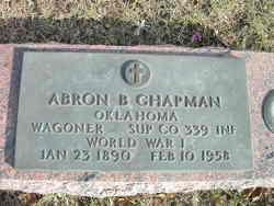 Abron B. Chapman