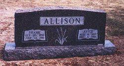 Sarah Avice <i>Carmichael</i> Allison