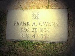 Frank Arthur Owens, Jr