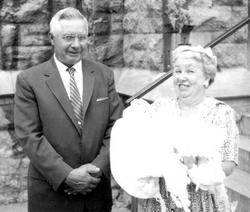 Bertha Marie <i>Burke</i> Prasky