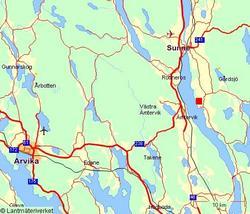 �stra Amtervik kyrkog�rd
