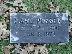 Carl Pusser