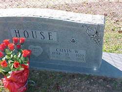 Calvin W. House