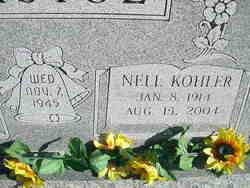 Nell <i>Kohler</i> Bristol