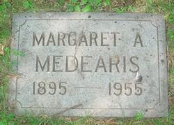 Margaret Ann <i>Mefford</i> Medearis Reed