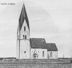 Tofta Kyrkog�rd