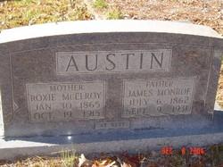 James Monroe Austin