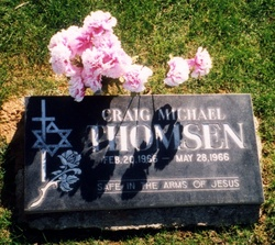 Craig Michael Thomsen