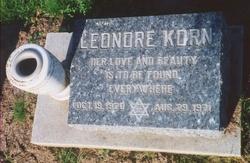 Leonore <i>Lowenstein</i> Korn