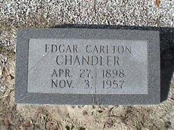 Edgar Carlton Chandler