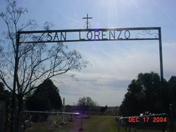 Panteon San Lorenzo Cemetery
