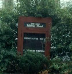 Hay River Lutheran Church Cemetery