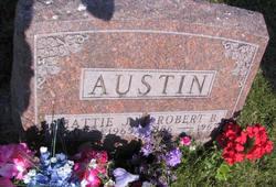 Mattie Jane <i>Wilson</i> Austin
