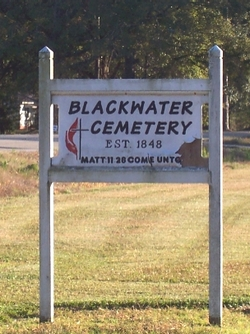 Blackwater Methodist Church Cemetery