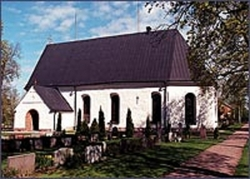 �lvkarleby kyrkog�rd