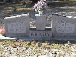 Marie <i>Christie</i> Brady