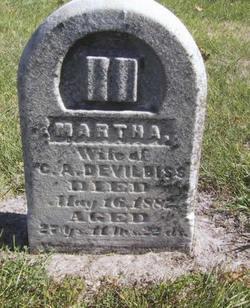 Martha <i>Howell</i> Devilbiss