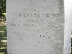 John Jordan Crittenden, Jr