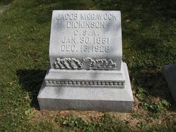 Jacob McGavock Dickinson