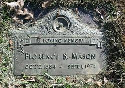 Florence Mathilda <i>Stoner</i> Mason