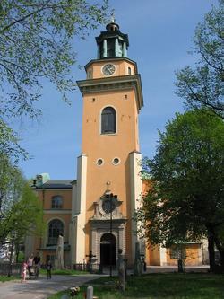 Maria Magdalena Kyrkog�rd